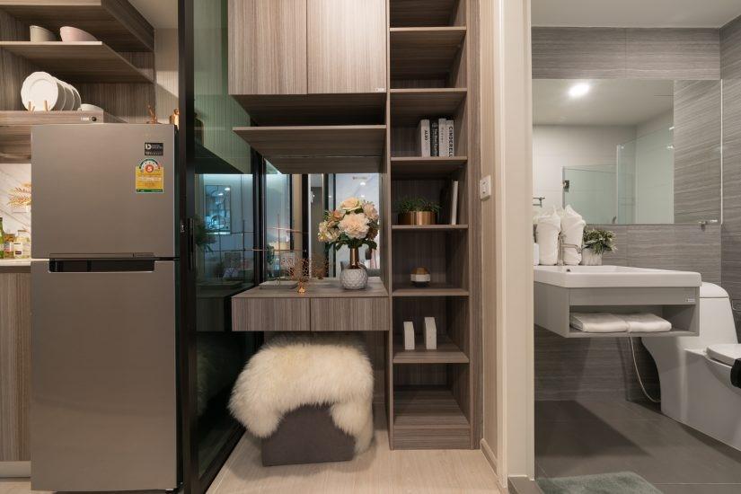ห้องครัวกับห้องน้ำ