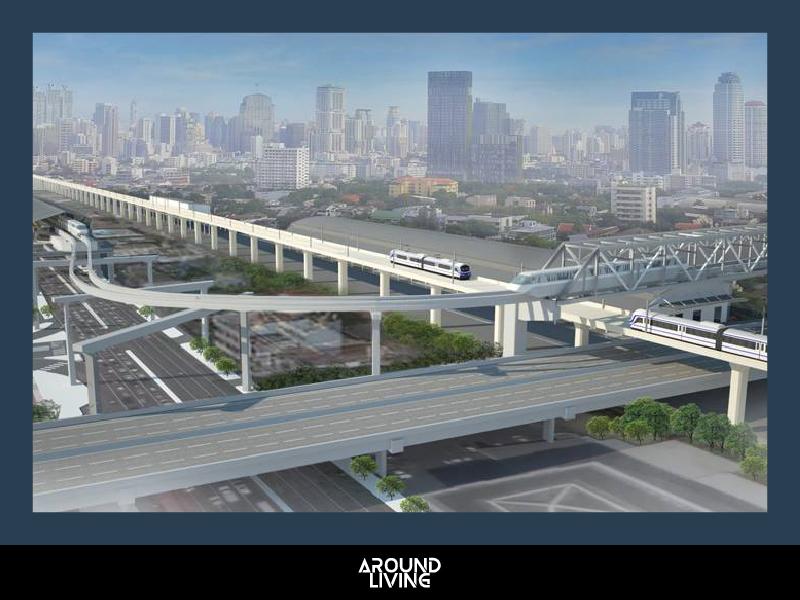 ภาพจำลองสถานีจากบริษัทออกแบบ Ongsa