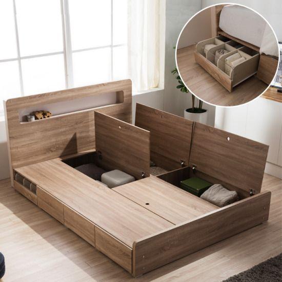 ใช้พื้นที่ใต้เตียงให้เป็นประโยชน์